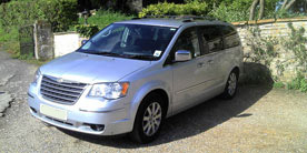 Chrysler Grand Voyager - Airport Transfers, Executive Travel